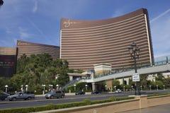 Wynn Hotel y casino Las Vegas fotos de archivo libres de regalías