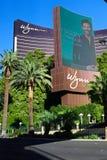 Wynn Las Vegas Casino en Toevlucht stock foto