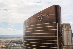 Wynn Las Vegas and the Palazzo. Stock Images