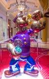 Wynn Las Vegas Popeye Fotografering för Bildbyråer