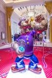 Wynn Las Vegas Popeye Fotografia Royalty Free