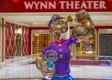 Wynn Las Vegas Popeye Zdjęcia Royalty Free