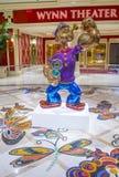 Wynn Las Vegas Popeye Fotografia Stock