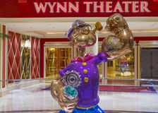 Wynn Las Vegas Popeye Royalty Free Stock Photos