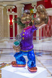 Wynn Las Vegas Popeye Royalty Free Stock Photo