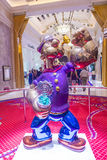 Wynn Las Vegas Popeye Royalty Free Stock Photography