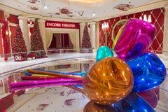 Wynn Las Vegas tulips Stock Photos