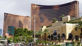Wynn y repetición en Las Vegas Fotos de archivo libres de regalías