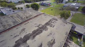 Wynwood video aéreo Miami 20 4k almacen de metraje de vídeo