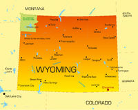 Wyoming stock photos