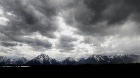Wyoming. Grand Teton National Park. stock footage