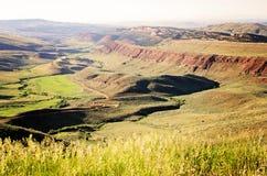 Wyoming krajobraz Fotografia Royalty Free