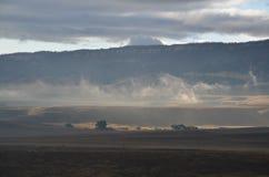 Wyoming landskap 11 Arkivbild