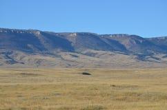 Wyoming landskap 65 arkivbilder