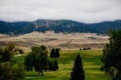 Wyoming landskap 51A Arkivbild