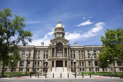Free Wyoming State Capitol Building Stock Photo - 39170070