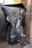 wypadek samochodowy Fotografia Royalty Free