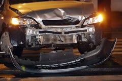 wypadek samochodu Fotografia Royalty Free