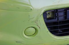 Wypadków samochodowych narysy zdjęcia stock
