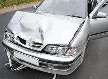 wypadkowy samochód Zdjęcia Stock