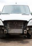 Wypadku samochód Obraz Stock