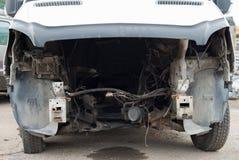 Wypadku samochód Zdjęcia Stock