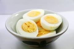 wyparzonych jajko Fotografia Royalty Free