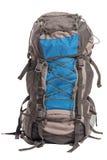Wypełniający duży plecak dla trekking wycieczkować obrazy stock
