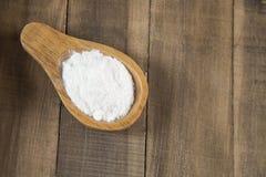 Wypiekowa soda - sodium dwuw?glan Bicarbonato obrazy royalty free