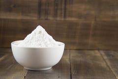 Wypiekowa soda - sodium dwuw?glan Bicarbonato obraz royalty free