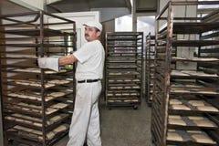 wypiekowy chleb Fotografia Royalty Free