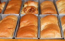 Wypiekowy chleb Zdjęcie Royalty Free