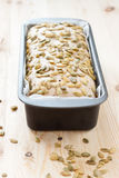 wypiekowy chlebowy domowy robić żyto Fotografia Royalty Free