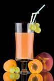 wypij świeżych owoców zdrowia se organiczny sok Zdjęcia Royalty Free