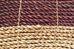 Wyplata deseniowego tekstury tło Obraz Stock