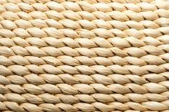 Wyplata deseniowego tekstury tło Fotografia Stock
