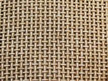 Wyplatający wzór i teksturę tkane torby robić od natury obrazy stock