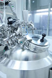 wyposażenia laboratorium środek farmaceutyczny Zdjęcie Royalty Free