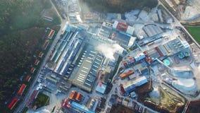 wyposażenia przemysłowa nowa przerób ropy naftowej strefa zdjęcie wideo