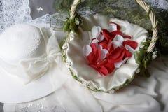 wyposażenie ślubne zdjęcie stock