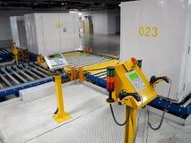 Wyposażenie dla target956_0_ małego zbiornika. Zdjęcia Stock