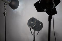 Wyposażenie kinematografia obraz stock