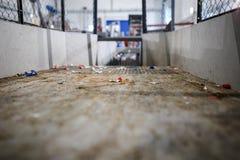 Wyposażenie dla przerobu klingerytu odpady w fabryce Obraz Royalty Free