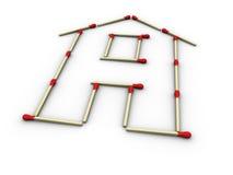 wyposażenie domów ilustracji