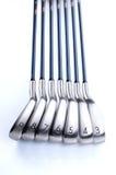 wyposażenie golf Zdjęcia Stock