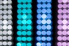 wyrównania światło Zdjęcie Stock