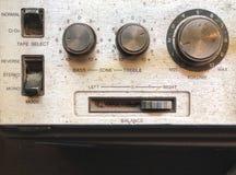 Wyrównywacz melodia dźwięk Roczników narzędzia dźwięk kontrola Zdjęcie Royalty Free