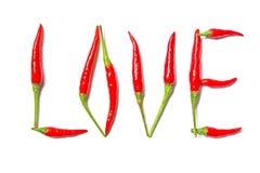 Wyrażenie miłość obrazy stock