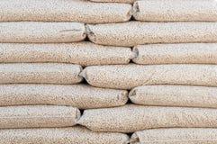 Wyrka Biomass Fotografia Stock