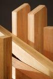 wyroby z drewna Zdjęcie Royalty Free